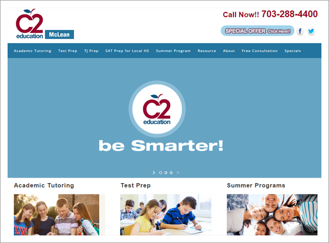 C2 Education McLean