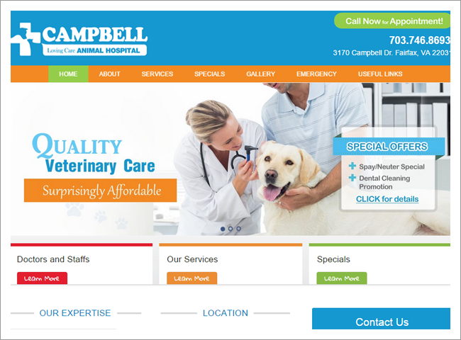 Campbell Animal Hospital