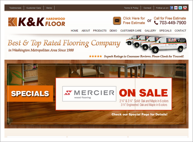 K&K Floors