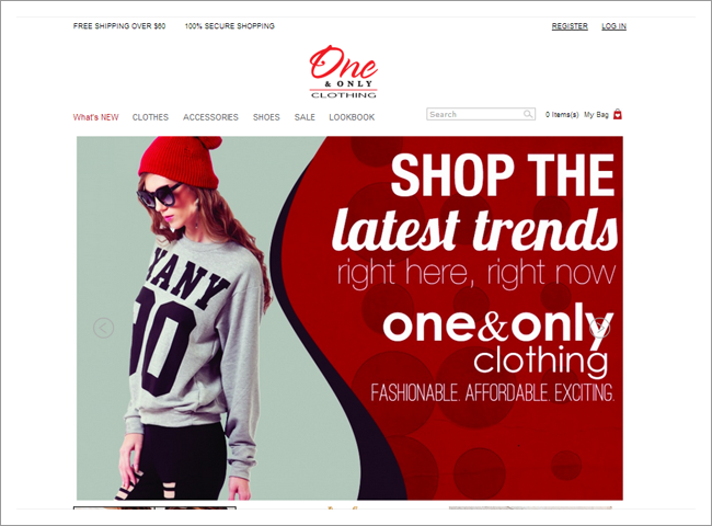 One & Only Clothing