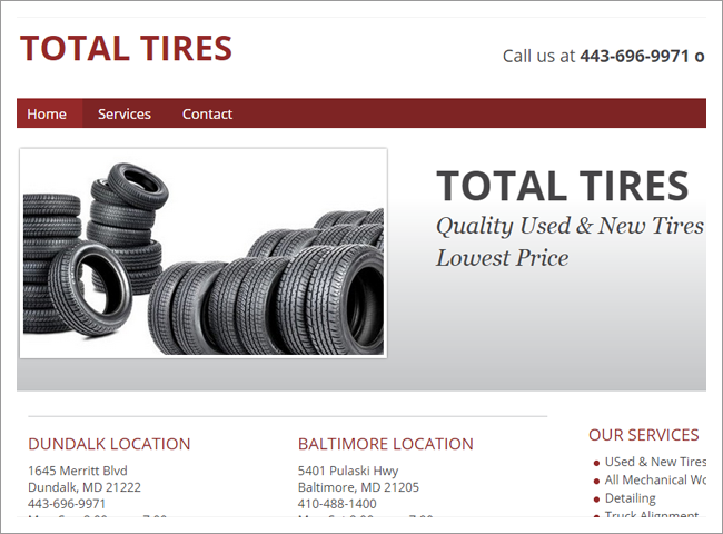 Total Tires