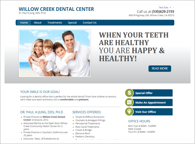 Willow Creek Dental